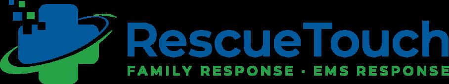 Florida Health Alert RescueTouch Logo