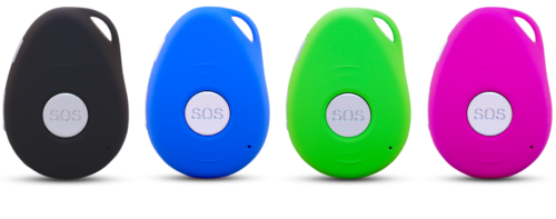 RescueTouch Medical Alert Devices In Different Colors