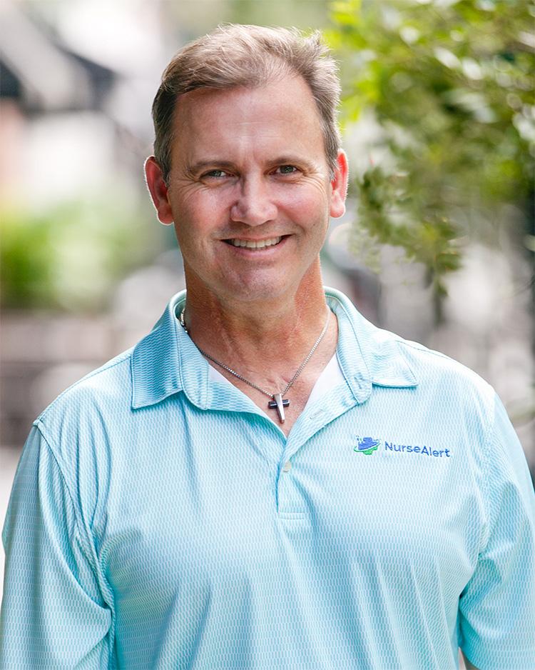 Scott Lepper, RescueTouch CEO